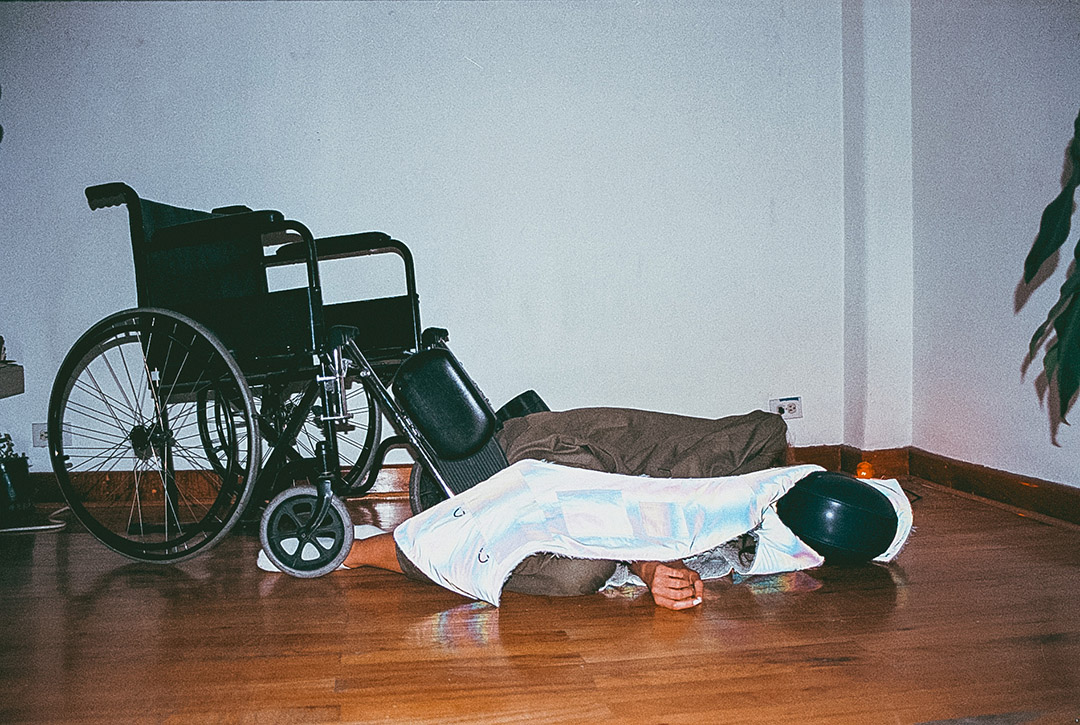 Bad to the Bone - Claustrophobia - Photo : Carolina Campobello
