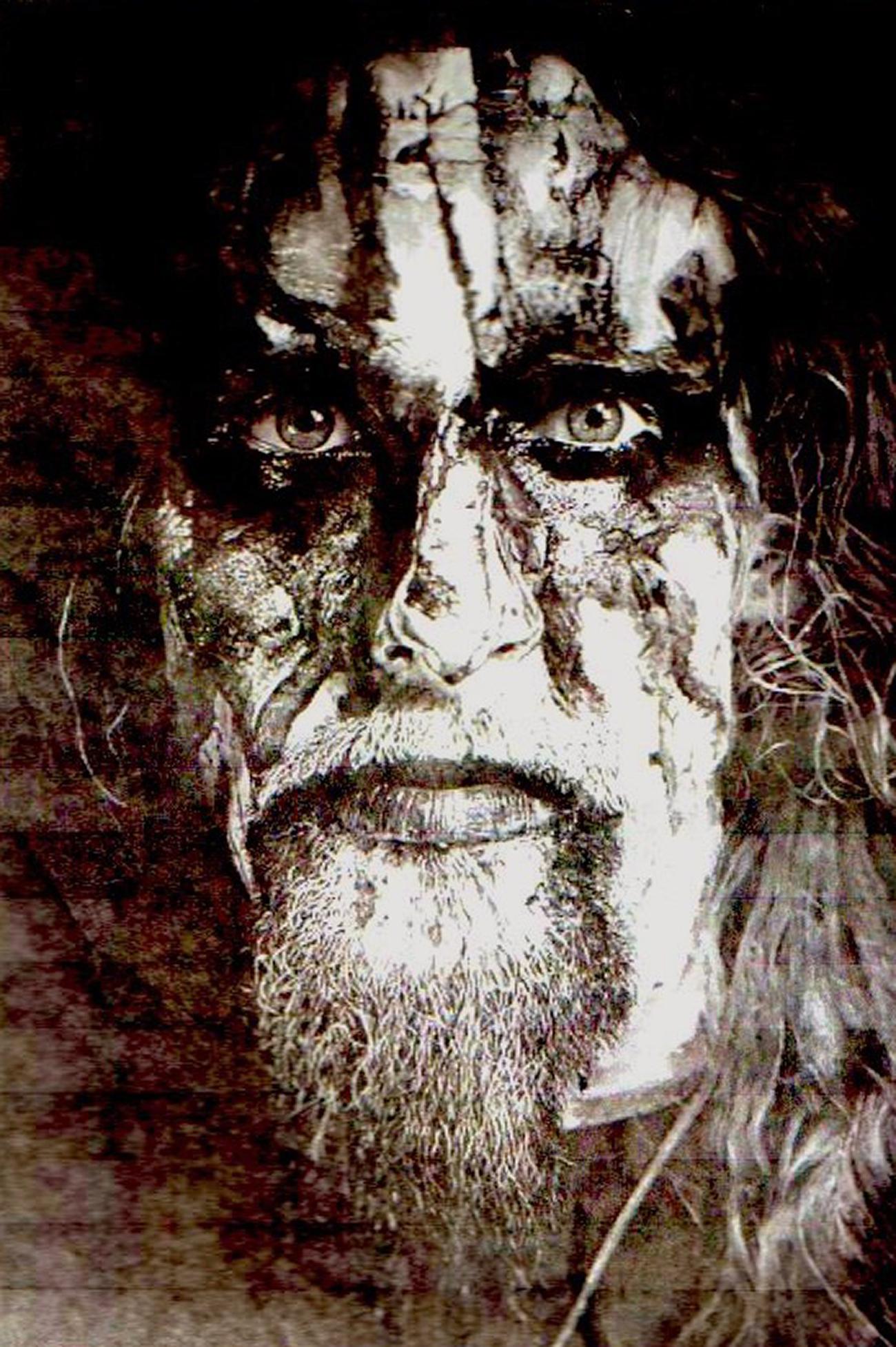 Mystic Moutains - Gaahl - Texte & Visuals Hervé Coutin