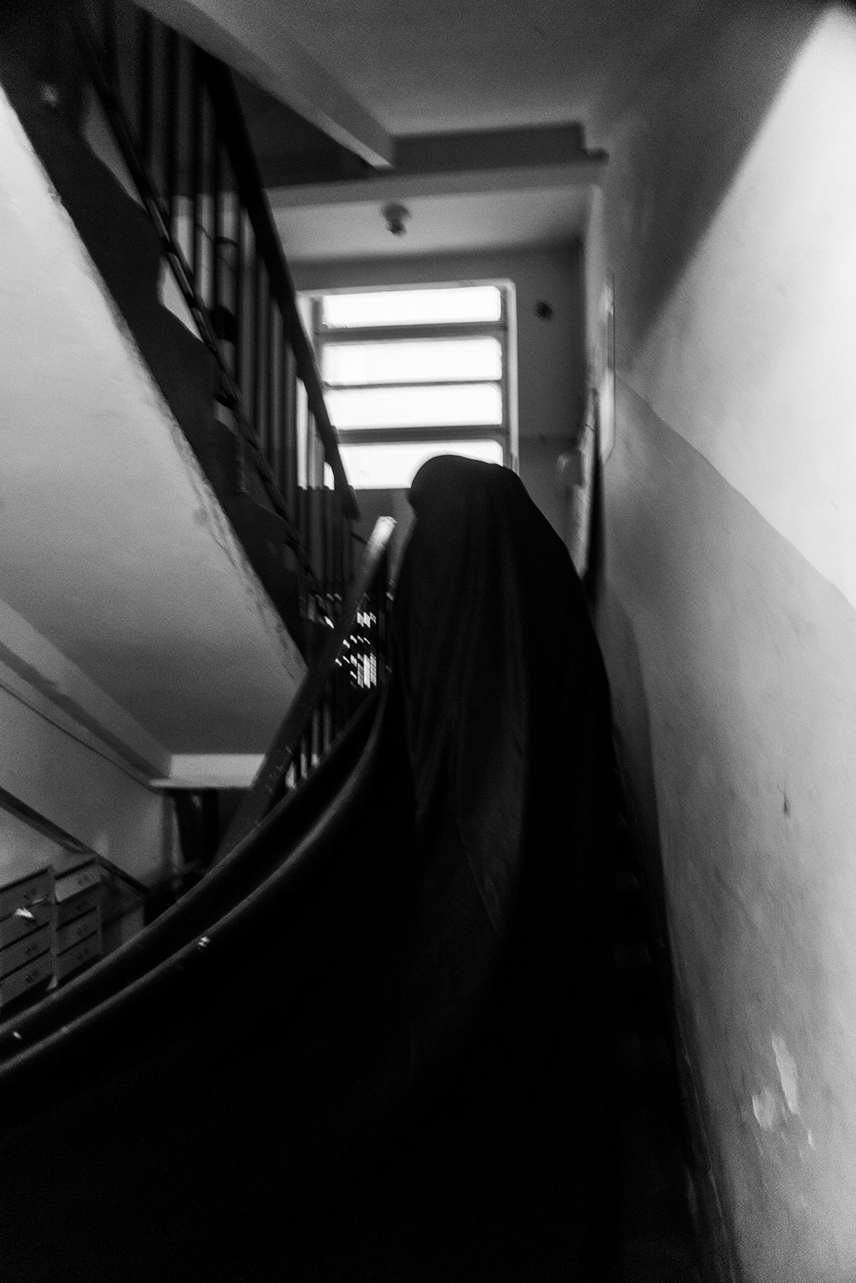 Bad to the Bone - Prosvetlenie - Photographer & Model Karina Khaibulina